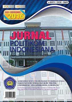 Jurnal Politikom Indonesiana